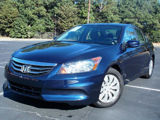 2012 HONDA ACCORD LX SEDAN AT blue very reliable nice and clean 1-owner cd player aux audio in