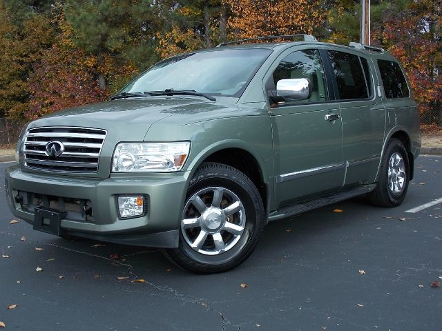 2004 INFINITI QX56 AWD nav dvd radar cruise top of the line qx56 4x4 with navigation radar c