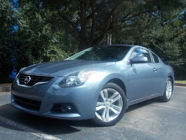 2010 NISSAN ALTIMA 25 S CVT COUPE blue 1-ownerbeautiful fully loaded low miles sporty grea