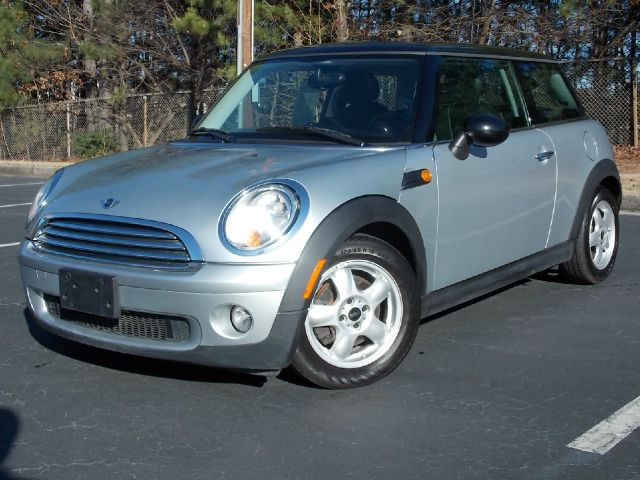 2010 MINI COOPER BASE silver leather interior panoramic sunroof automatic transmission cruise c