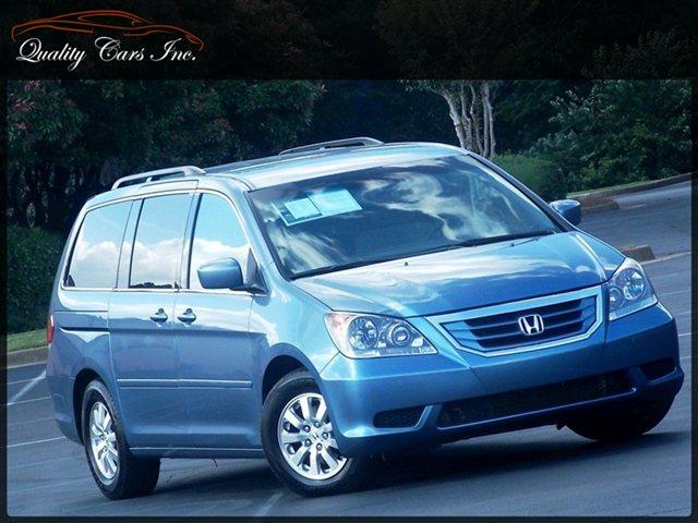 2010 HONDA ODYSSEY 5DR EX VAN bali blue pearl we have over 20 honda odysseys in stock this one i