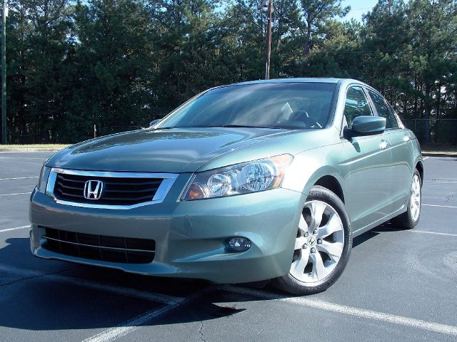 2010 HONDA ACCORD EX-L V-6 SEDAN AT WITH NAVIGAT green new arrival 35l v6 navigation system l