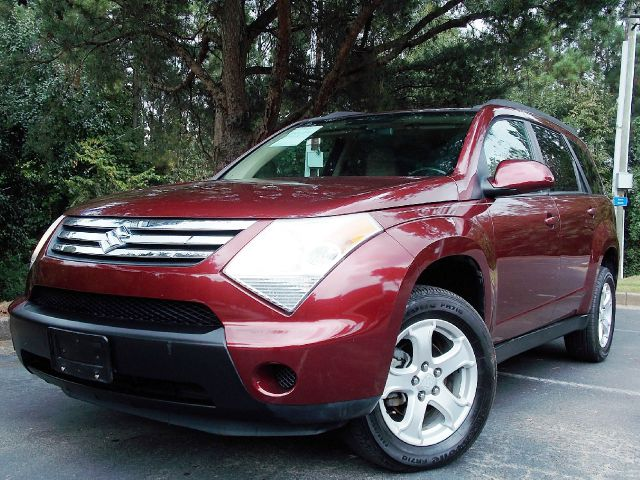 2007 SUZUKI XL-7 LUXURY 2-ROW 2WD red new arrival leather seats heated seats sunroof all look