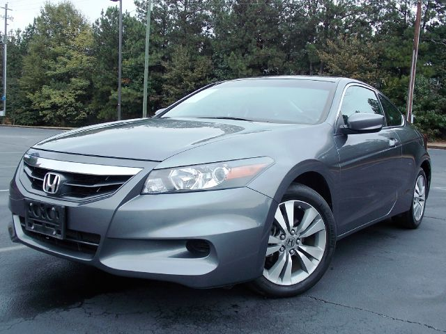 2011 HONDA ACCORD LX-S COUPE AT gray 2 dr sporty coupe  low miles cd player  ice cold ac read