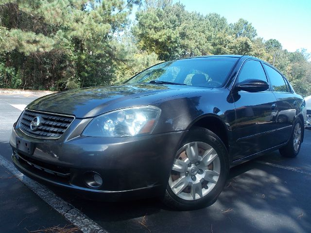 2005 NISSAN ALTIMA 25 SL gray well maintained ready to go with features like dual air bags crui