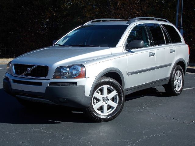 2006 VOLVO XC90 25T silver leather seats 7 passenger seating wthird row seating nicegoodyear t