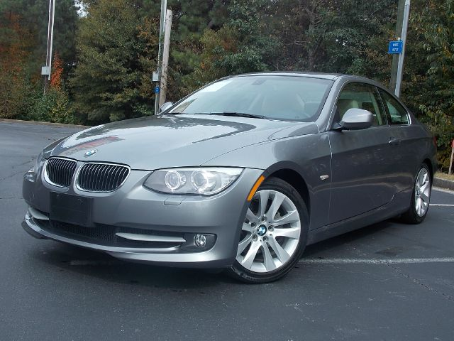 2011 BMW 3 SERIES 328I COUPE - SULEV grey full luxury good miles navigation system leather inte