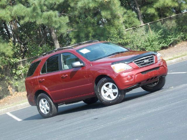 2007 KIA SORENTO LX 4WD red alloy wheels sporty keyless entry good miles runs like new well m
