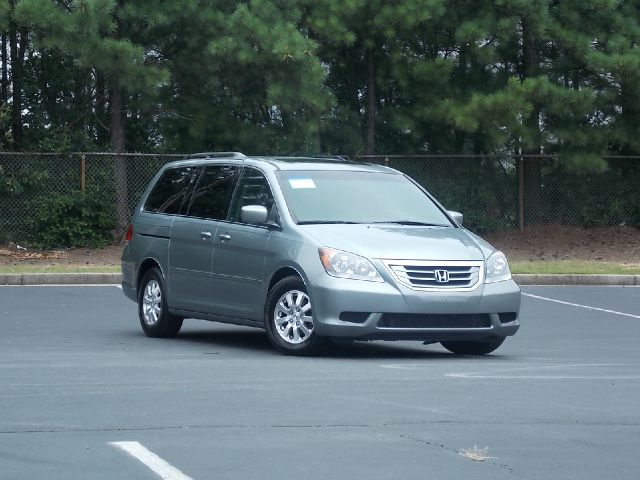2008 HONDA ODYSSEY EX-L W DVD grey back-up camera dvd player  leather interior cd player aux