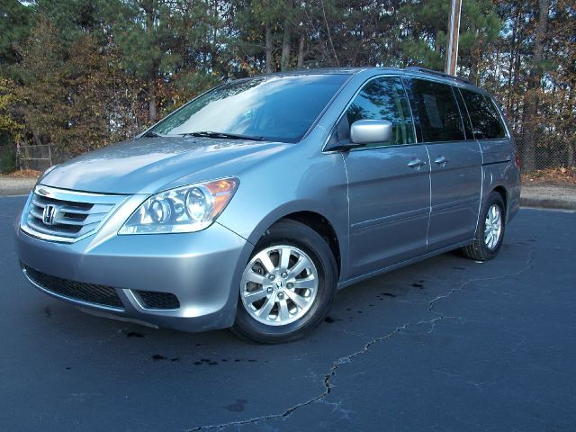 2010 HONDA ODYSSEY EX metallic green low miles great vehicle for a family with great features lik