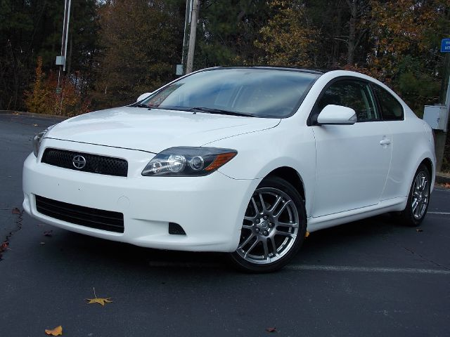 2008 SCION TC SPORT COUPE white 5-speed manual white scion tc with wonderful features such as turn