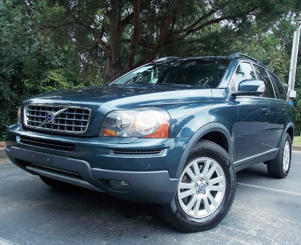 2008 VOLVO XC90 32 AWD blue new arrival leather heated seats third row seating sunroof wood