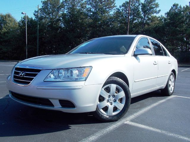 2010 HYUNDAI SONATA GLS silver mp3 player satellite radio nice and clean ice cold ac cd playe