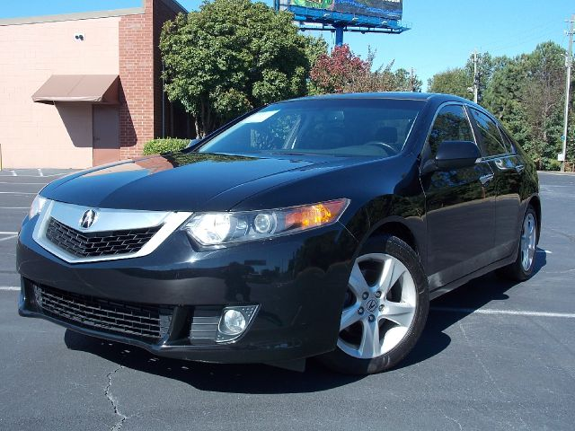 2009 ACURA TSX 6-SPEED MT black bluetooth leather seats steering wheel audio controls luxury f