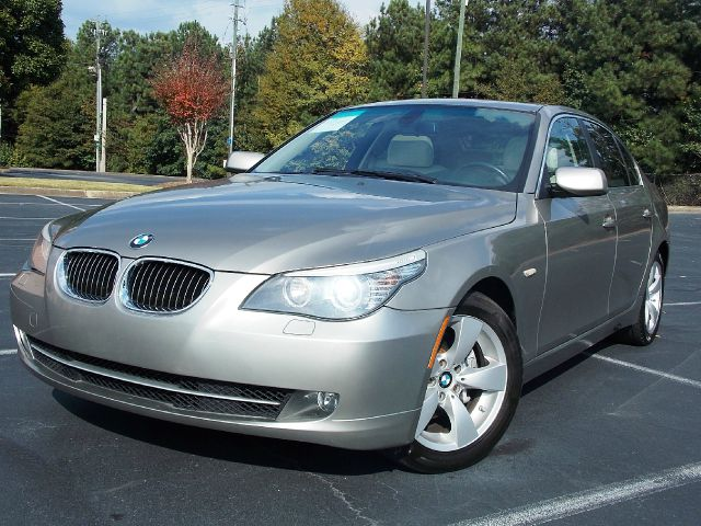 2008 BMW 5 SERIES 528I gold leather interior multi disc6 cd player cruise control sunroof pre