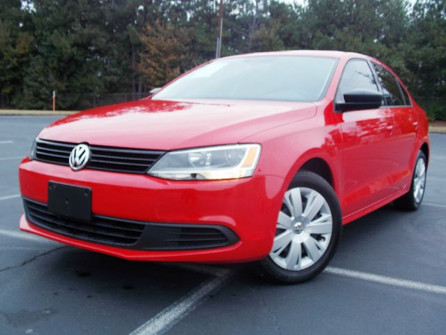 2012 VOLKSWAGEN JETTA S tornado red practically new low miles great value cloth interior power