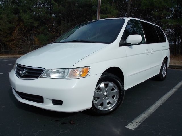 2003 HONDA ODYSSEY EX W LEATHER AND DVD unspecified leather interior power windows power locks