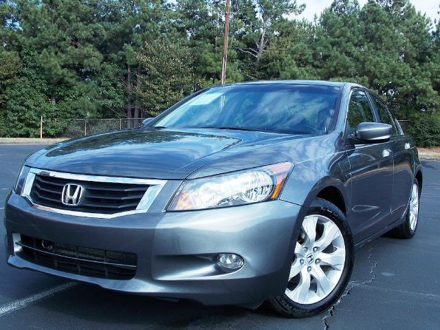 2010 HONDA ACCORD EX-L V-6 SEDAN AT gray v6 leather interior sunroof sirius satellite prices t