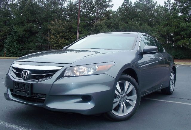 2011 HONDA ACCORD LX-S COUPE AT gray sporty auxmp3 port  ice cold ac ready to go with feature