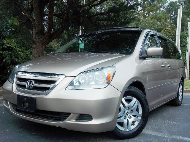 2005 HONDA ODYSSEY EX W LEATHER gold leather seats heated seats satellite radio dual zone ac