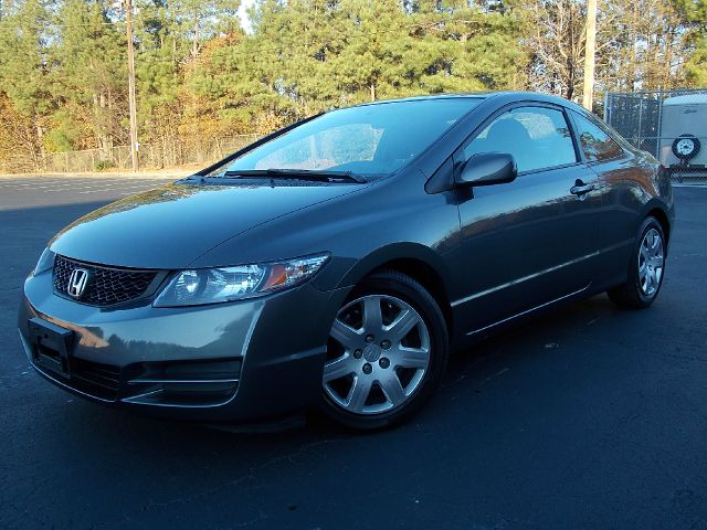 2011 HONDA CIVIC LX COUPE 5-SPEED AT gray 2011 honda civic coupe with dual air bags cruise contr