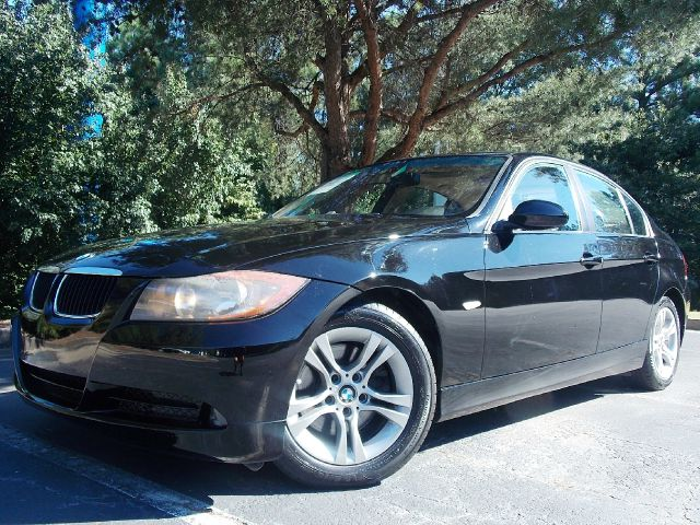 2008 BMW 3 SERIES 328I black leather seating heated mirrors manual transamission sunroof rides
