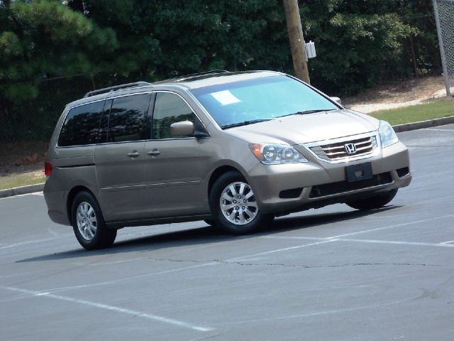 2010 HONDA ODYSSEY EX-L gold leather interior sunroof 8 passenger seating  heated seats wont