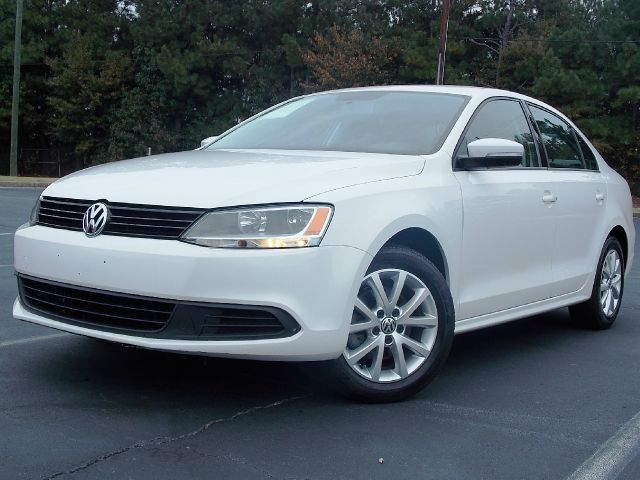 2011 VOLKSWAGEN JETTA SE PZEV white 1-owner like new leather interior bluetooth power windows