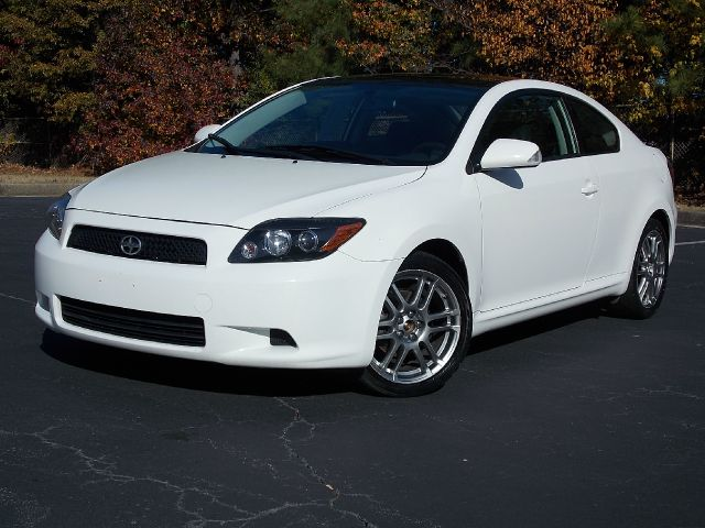 2009 SCION TC SPORT COUPE white beautiful white exterior automatic premium stereo sound system