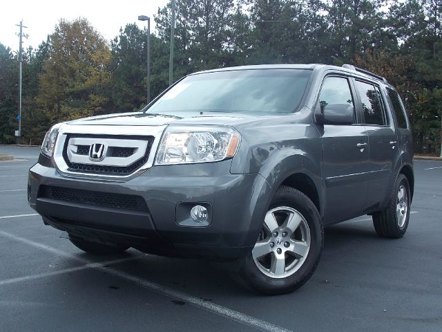 2011 HONDA PILOT EX 2WD 5-SPD AT polished metal satellite radio cruise control wont last long w
