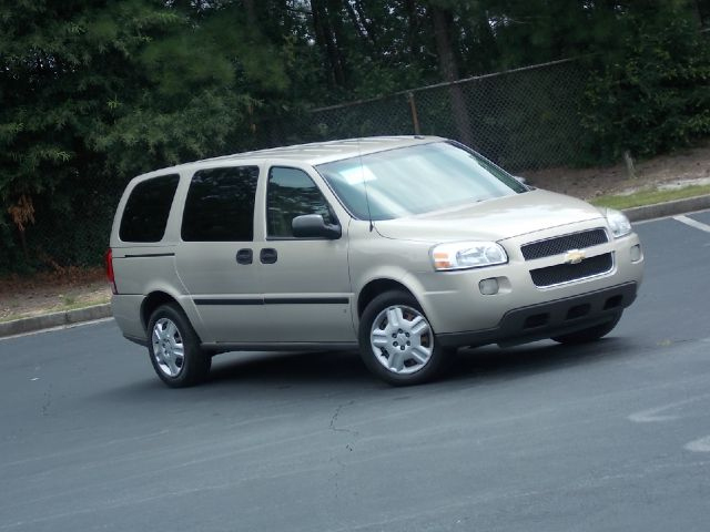 2007 CHEVROLET UPLANDER LS EXT 1LS gold nice and clean great vehicle for a family cd player pow