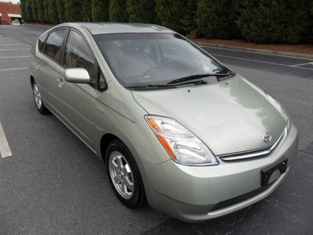 2009 TOYOTA PRIUS 5DR HB HATCHBACK silver pine mica touch screen rear-view camera push-button sta