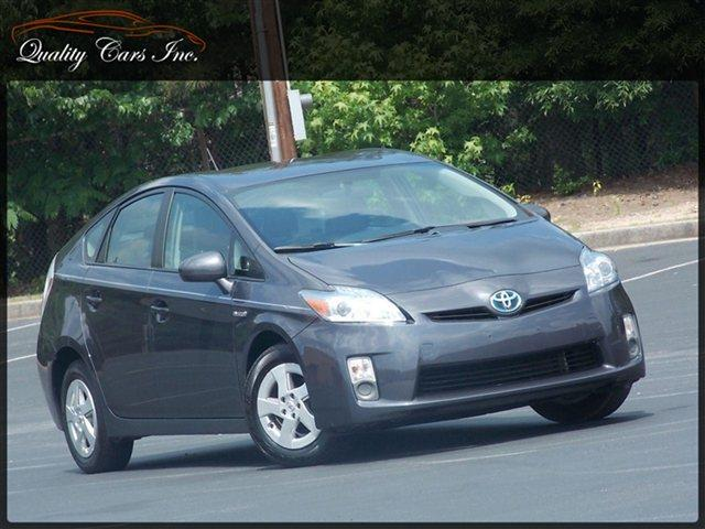 2010 TOYOTA PRIUS 5DR HB I HATCHBACK winter gray metallic 1-owner cloth interior navigation syst