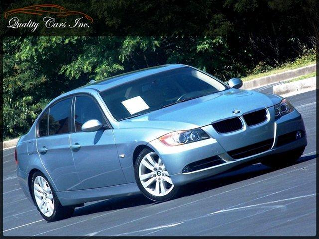 2008 BMW 3 SERIES 4DR SDN 328I RWD SEDAN light green woodgrain interior cd player cruise control