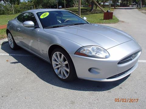 2007 Jaguar XK-Series for sale in Stuart, FL