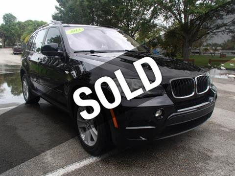 2013 BMW X5 for sale in Stuart, FL