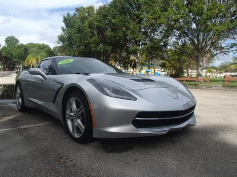 2016 Chevrolet Corvette for sale in Stuart, FL