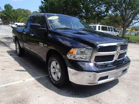 2015 RAM Ram Pickup 1500 for sale in Stuart, FL