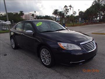 2012 Chrysler 200 for sale in Stuart, FL