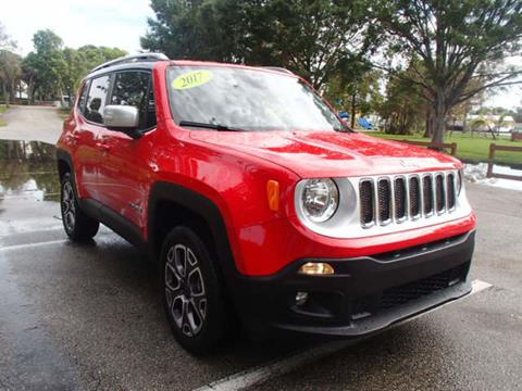 2017 Jeep Renegade for sale in Stuart, FL