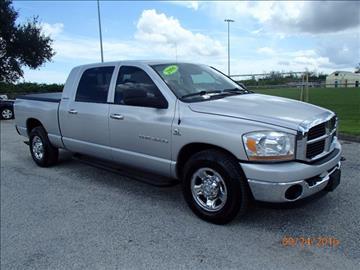2006 Dodge Ram Pickup 3500 for sale in Stuart, FL