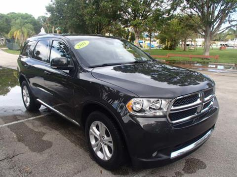 2011 Dodge Durango for sale in Stuart, FL