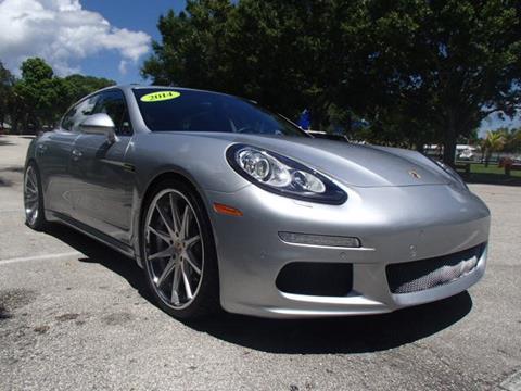 2014 Porsche Panamera for sale in Stuart, FL