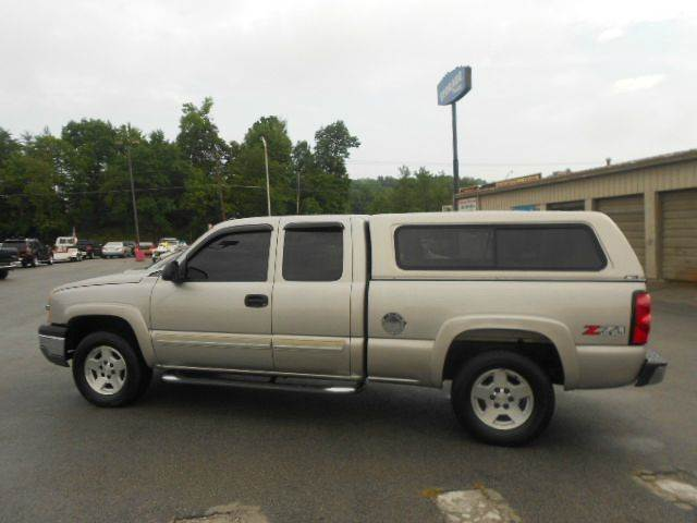 2004 CHEVROLET SILVERADO 1500 LT 4DR EXTENDED CAB 4WD SB pewter abs - 4-wheel anti-theft system