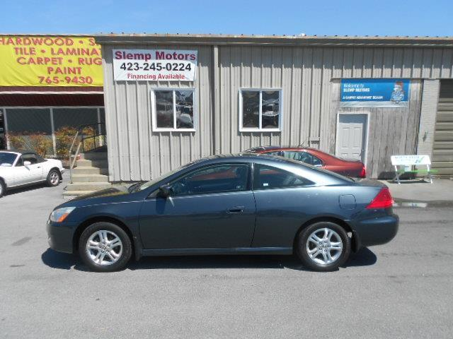 2006 HONDA ACCORD EX 2DR COUPE blue abs - 4-wheel air filtration antenna type anti-theft system