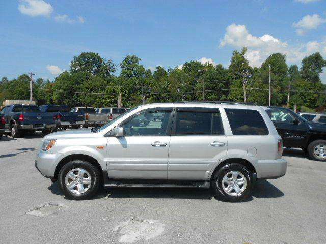 2008 HONDA PILOT VP 4X4 4DR SUV silver 4wd type - on demand abs - 4-wheel air filtration airba