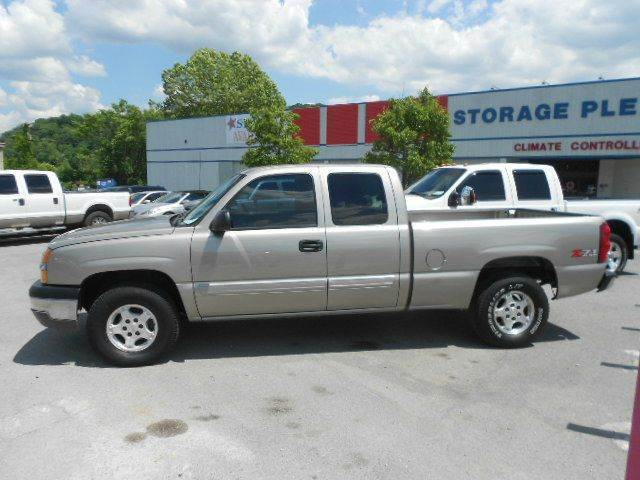 2003 CHEVROLET SILVERADO 1500 LS 4DR EXTENDED CAB 4WD gray abs - 4-wheel anti-theft system - ala