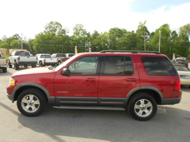 2004 FORD EXPLORER XLT 4WD 4DR SUV maroon abs - 4-wheel anti-theft system - alarm axle ratio -
