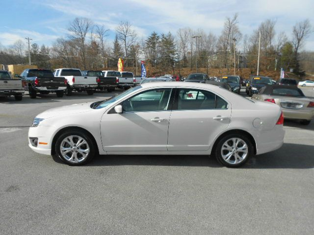 2012 FORD FUSION SE 4DR SEDAN white 2-stage unlocking abs - 4-wheel air filtration airbag deac