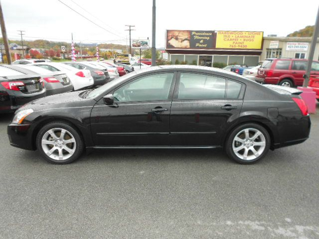 2008 NISSAN MAXIMA 35 SE SEDAN black 2-stage unlocking - remote abs - 4-wheel active head restr